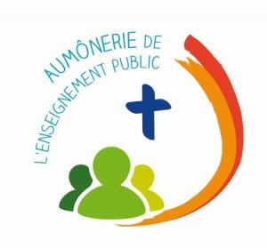 logo aumonerie enseignement public