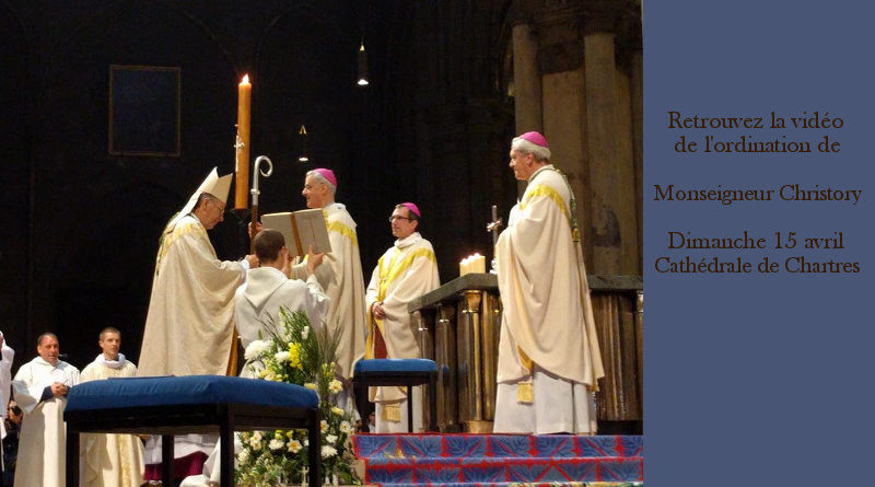 Ordination de Mgr Philippe Christory