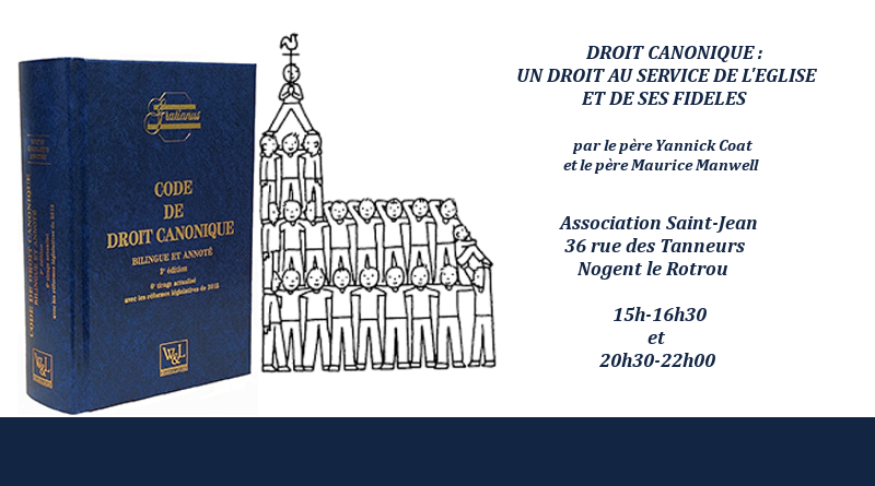 Causerie Association Saint-Jean du lundi 14 janvier 2019
