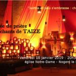 18-25 janvier : prière pour l'unité des chrétiens