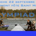 Fête de la Saint-Michel à Beaumont les Autels