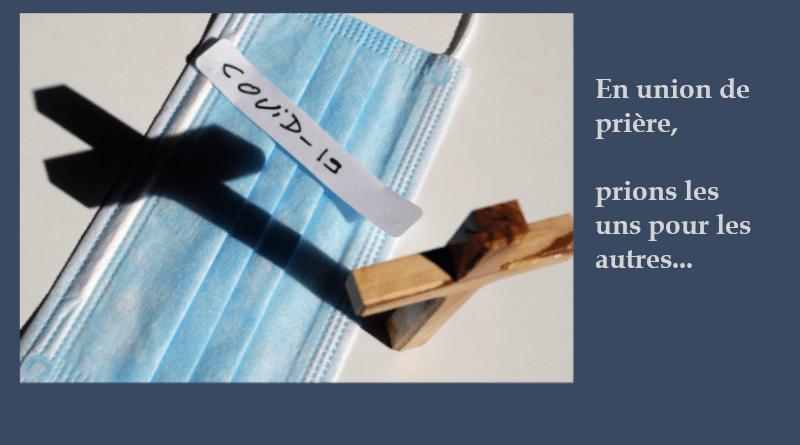 Actualités paroissiales / Covid-19