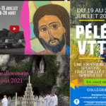 Ecole de prière … péléVTT … Lourdes … cet été pour les jeunes